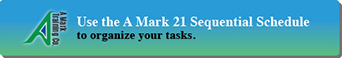 Use the A Mark 21 Sequential Schedule