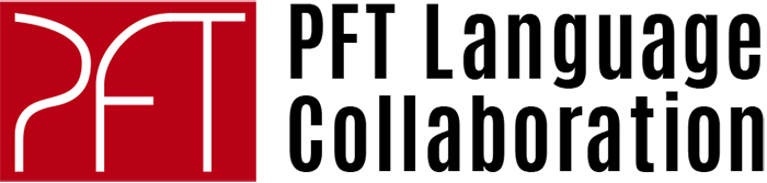 PFT Language Collaboration Logo
