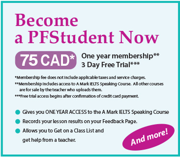 become a pftstudent now